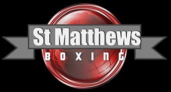 St. Matthews Boxing Club Logo